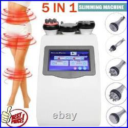 Ultrasonic Cavitation RF Radio Frequency Photon Fat Remover Body Slim Machine CE