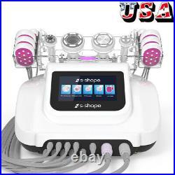 Ultrasonic Cavitation RF Vacuum Radio Frequency Body Slimming Beauty Machine