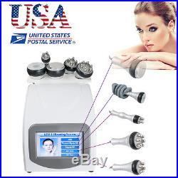 Ultrasonic Cavitation Radio Frequency Slim Machine Vacuum Body Weight Loss Slim