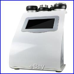 Ultrasonic Cavitation Radio Frequency Slim Machine Vacuum Body Weight Slimming