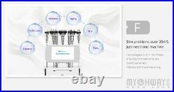 Ultrasonic Cavitation Slimming Machine Cellulite Reduction Vacuum RF Bio Photon