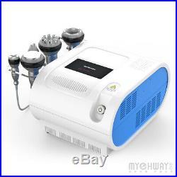 Ultrasonic Cavitation Vacuum RF Radio Frequency Photon Cryo Weight Loss Machine