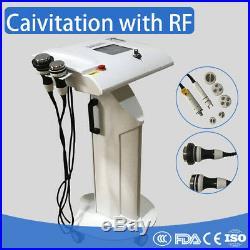 Ultrasonic Cavitation and RF weight lose Facial skin care machine
