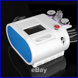 Ultrasonic Vacuum Cavitation 40K Fat Removal Machine Body Slimming Skin Tighten