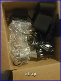 Ultrasonic Vacuum Cavitation RF Radio Frequency 6in1 LED Slimming Beauty Machine