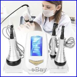 Ultrasonic Vacuum Cavitation Radio Frequency RF Body Weight Loss Beauty Machine