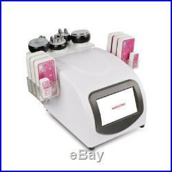 Ultrasonic cavitation slimming machine RF lipo fat removal laser anti cellulite