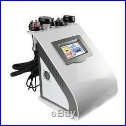 Ultrasonic liposonic body slimming equipment cavitation rf weight loss machine