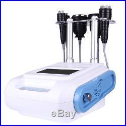 Updated Ultrasonic Cavitation 5 IN 1 Radio Frequency RF Slimming Machine Vacuum