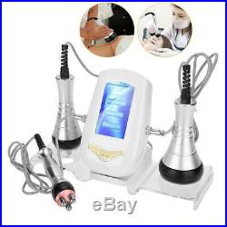 Vacuum 40k Ultrasonic Cavitation 3 in 1 Radio Frequency RF Body Fat Loss Machine