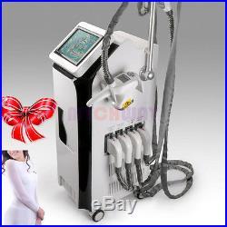Vacuum Roller RF Massager Infrared 40K Ultrasonic Cavitation Slimming Machine