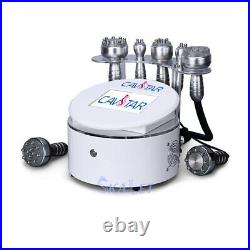 Vacuum Ultrasonic 25K Cavitation Radio Frequency RF Body Slimming Machine Spa