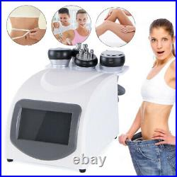 Vacuum Ultrasonic Cavitation RF Radio Frequency Anti-Cellulite Body Lose Machine