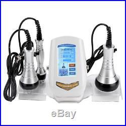 Vacuum Ultrasonic Cavitation Radio Frequency RF Body Slimming Beauty Machine EB