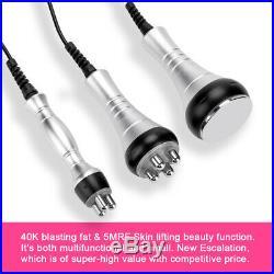 Vacuum Ultrasonic Cavitation Radio Frequency RF Body Thin 40K Beauty Machine