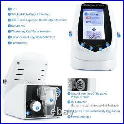 Vacuum Ultrasonic Cavitation Radio Multipolar RF Face Body Eye Slimming Machine
