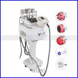 Vela Vacuum Roller Massage RF Ultrasonic Cavitation Body Shape Slimming Machine