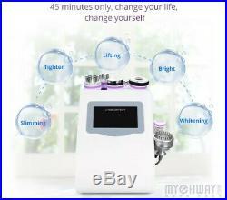 Weight Loss With a 6n1 Ultrasonic Cavitation Machine Lipo Cellulite Ultrasound